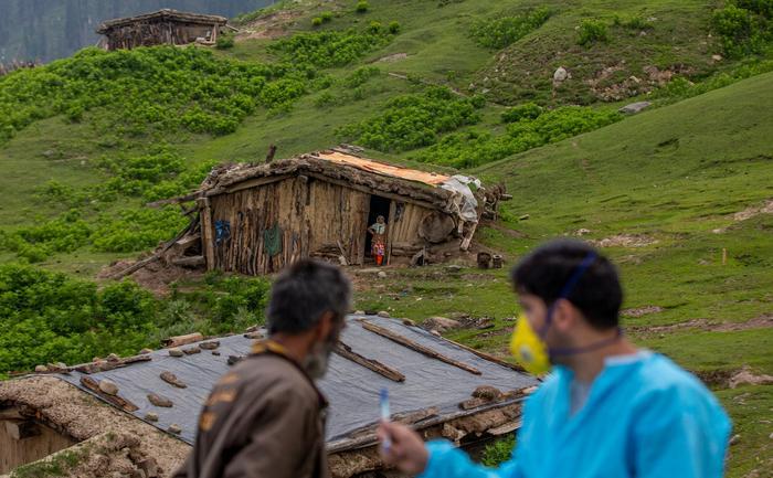 Фото: Dar Yasin / AP
