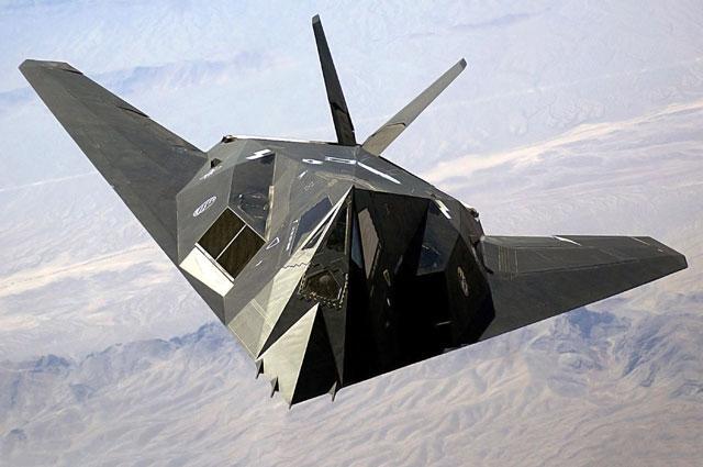 F-117.