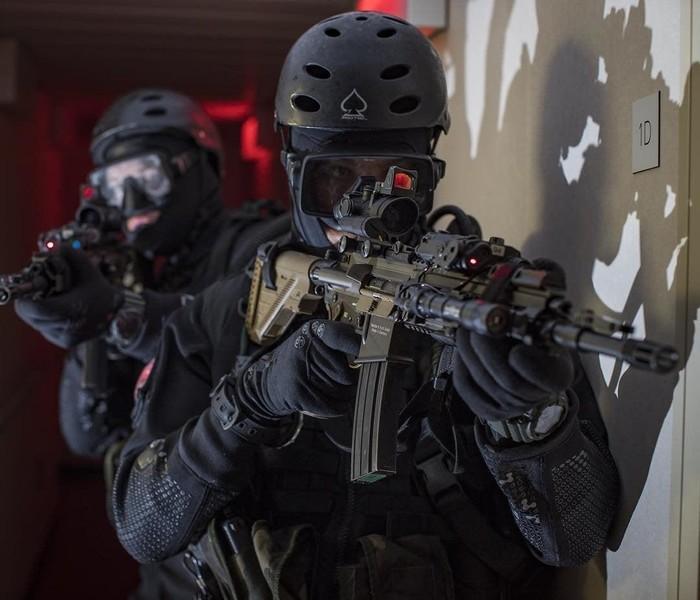Мировые элитные войска, похожие на пришельцев (24 фото) Военные, Оружие, Спецназ, Вооружение, Армия, Элита, Длиннопост