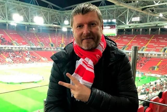 Евгений Кафельников высказался о российском футболе