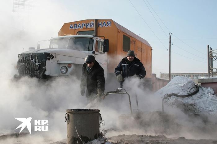 Аварийные ситуации на теплосетях зимой, увы, не редкость.
