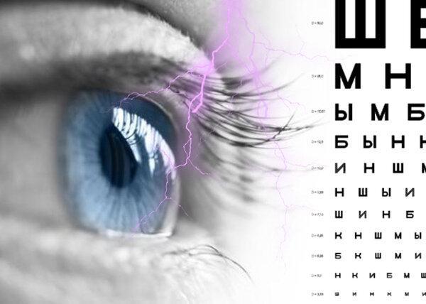 Восстанавливаем зрение без врачей и хирургии