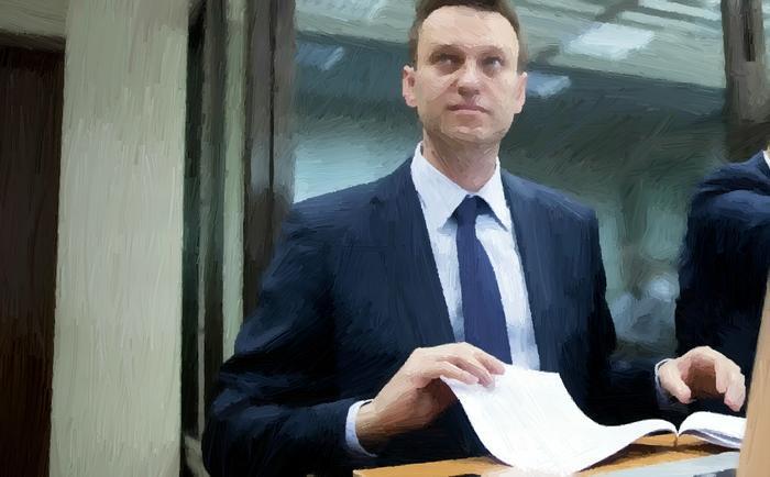 Алексей Навальный. Фото из открытых источников