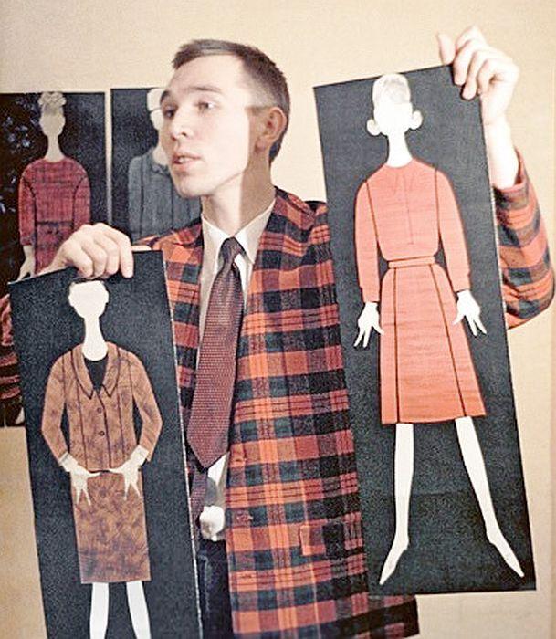 Вячеслав Зайцев в молодости. / Фото: www.isuct.ru