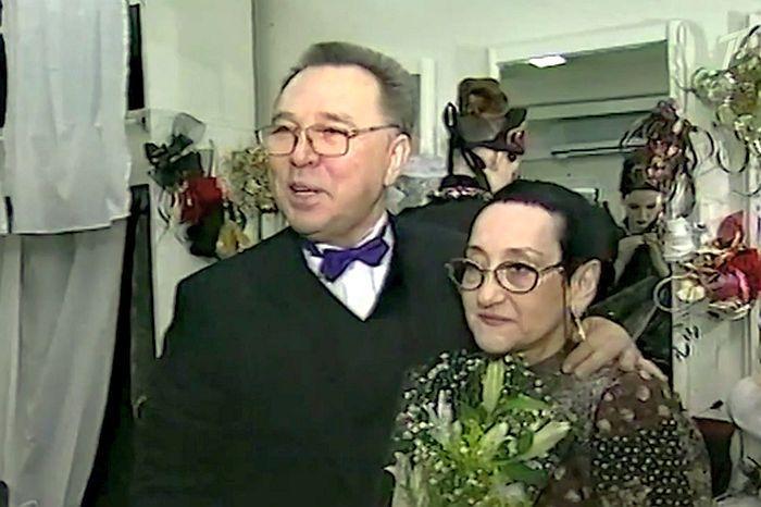 Вячеслав и Марина Зайцевы. / Фото: www.woman.ru