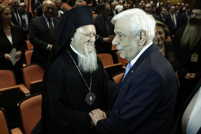Greek President: Only Ecumenical Patriarch expresses the ecumenicality of Orthodoxy