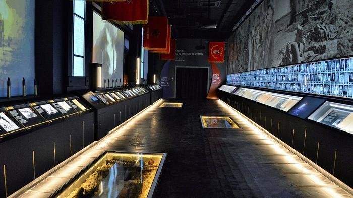 Музейный комплекс, расположенный на территории при Главном храме Вооруженных сил России в парке...