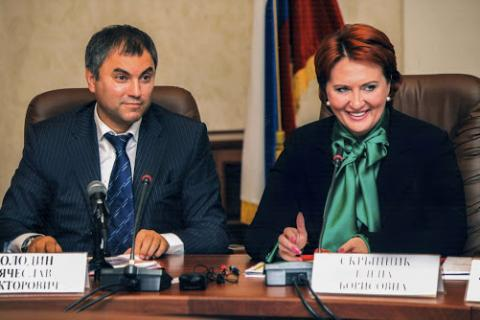 Бывший министр приобрела апартаменты за 700 млн рублей