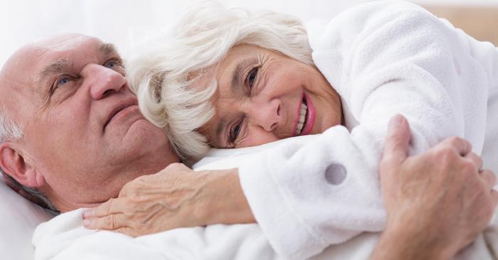Секс в пожилом возрасте у женщин