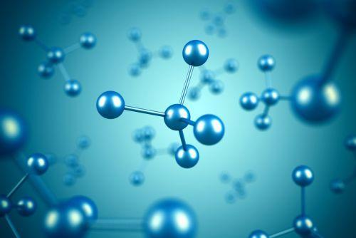 Молекулы газа