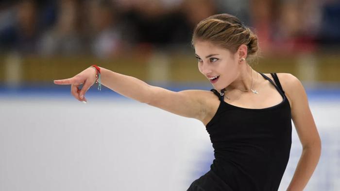 Косторная установила мировой рекорд в короткой программе