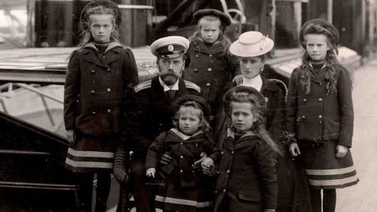 Оказывается, Ленин спас царскую семью от расстрела