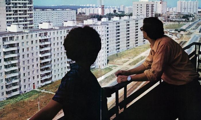 Обделённые ипотечным счастьем советские граждане