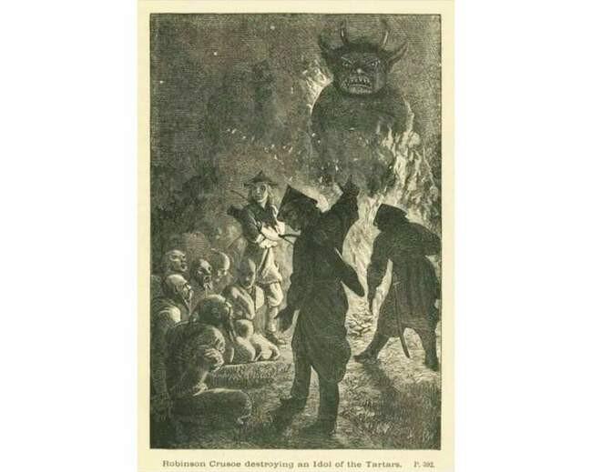 «Дальнейшие приключение Робинзона Крузо», Даниэль Дефо