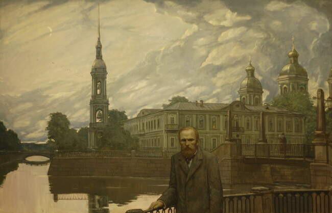 «Осень в Петербурге», Джон Максвелл Кутзее