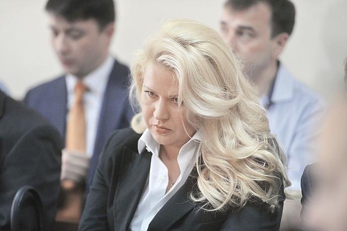 Евгения Васильева.