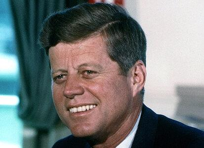 Джон Ф. Кеннеди. Википедия