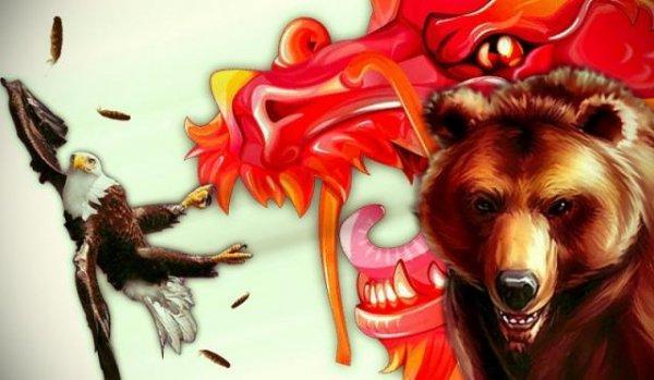 Китай приходит на помощь Донбассу