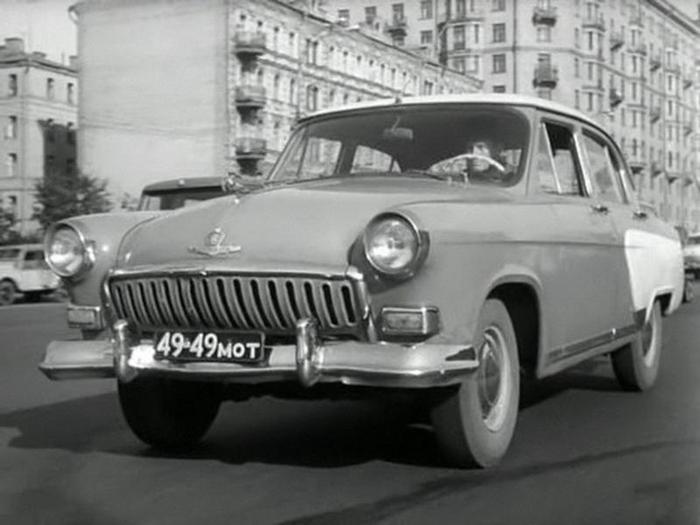 """Волга ГАЗ-21"""