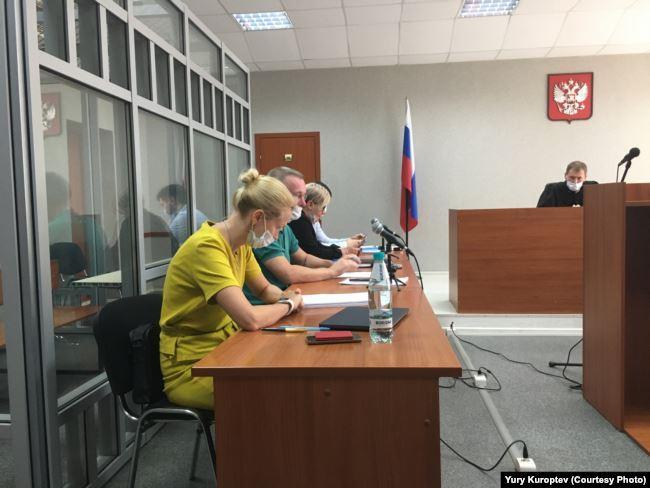 Судья Сергей Сыров