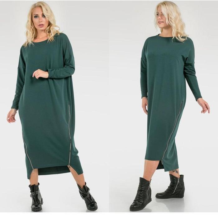 Как выкроить платье