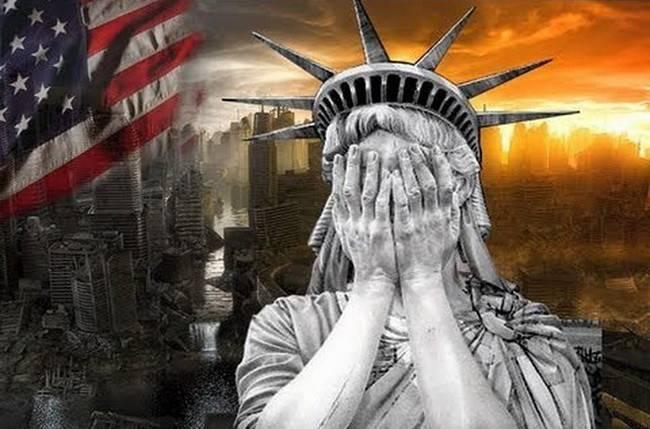 сиськи конец америке в 2016 рядом никого нет