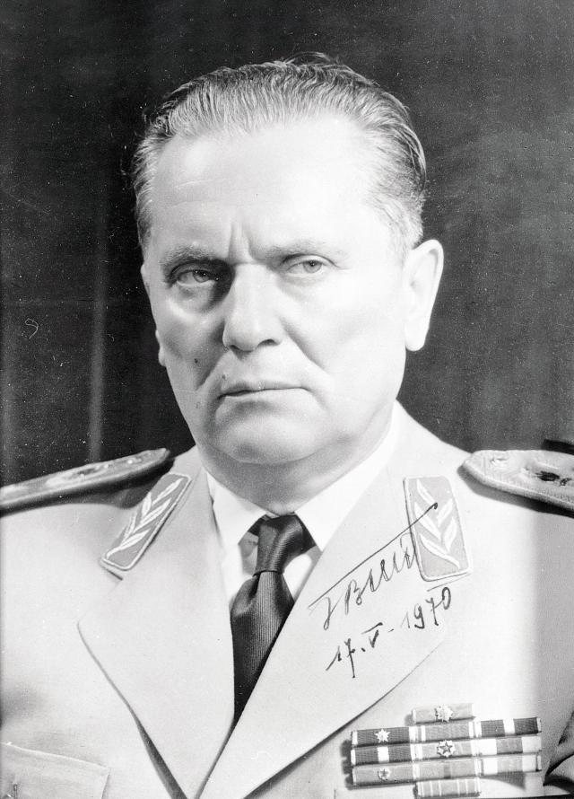 Иосип Броз Тито. 1961