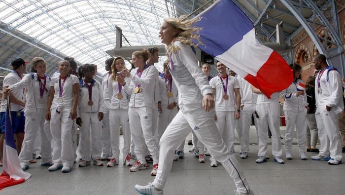 Сборная Франции на Олимпиаде