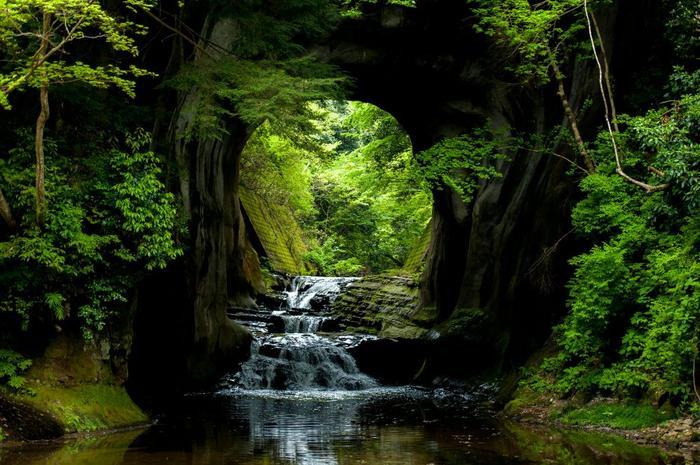 Komizo Falls