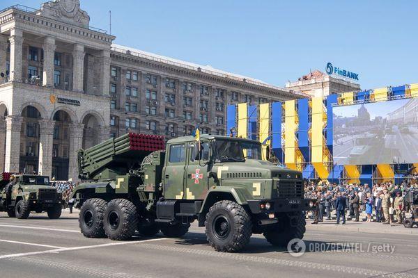 Новая стратегия мира и безопасности: вооружение украинской армии
