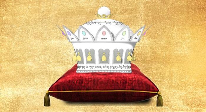 В Израиле начаты работы по созданию короны для Мошиаха.