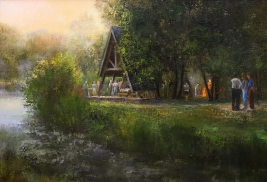 художник Ирина Попова картины – 26
