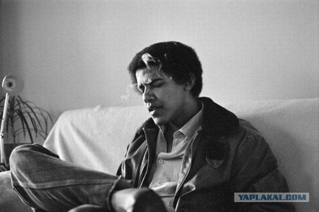 Президенты США в молодости