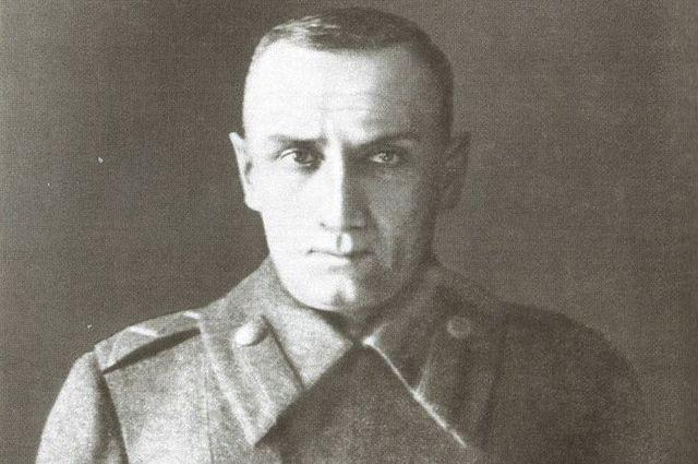 Последняя фотография Колчака. После 20 января 1920 года.