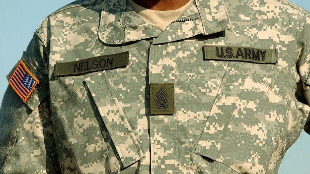 Камуфляж армии США