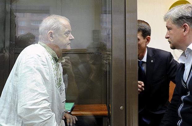 Владимир Квачков (слева). Фото: Зураб Джавахадзе/ТАСС