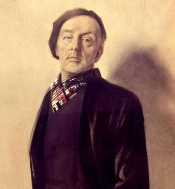 Ван Меегерен. Автопортрет