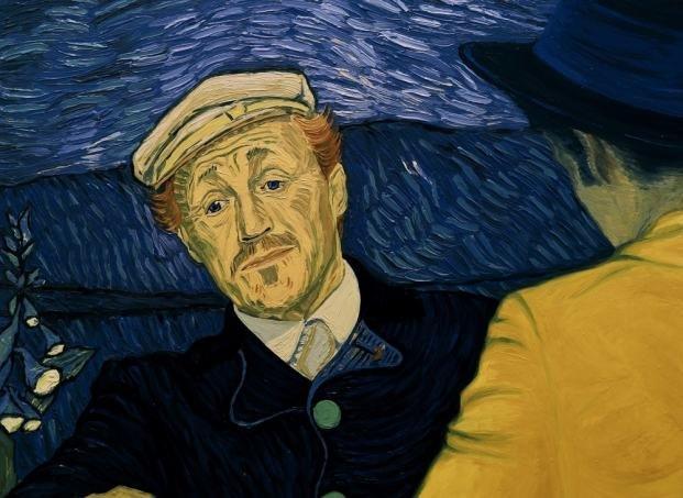 Фильм «Ван Гог. С любовью, Винсент»