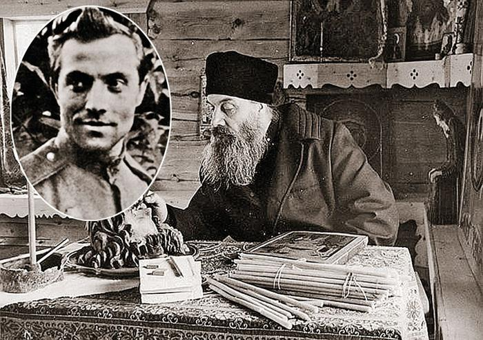 Архимандрит Алипий. Фото: pobeda.ru