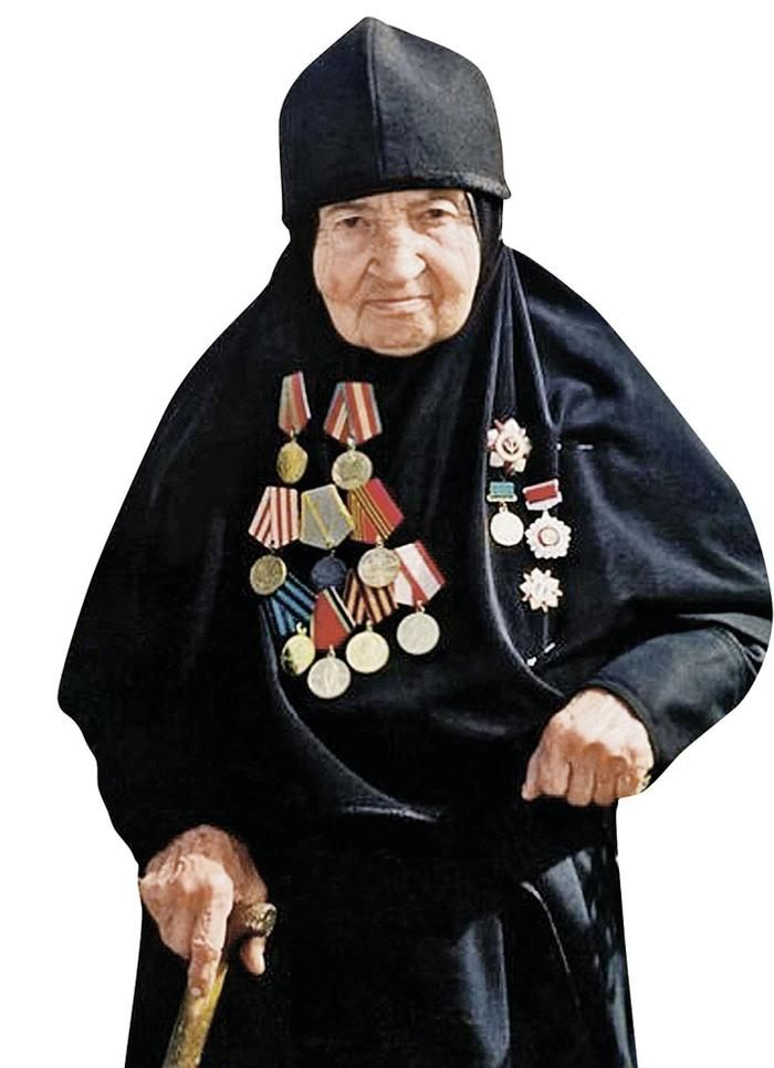 Матушка София. Фото: pobeda.ru