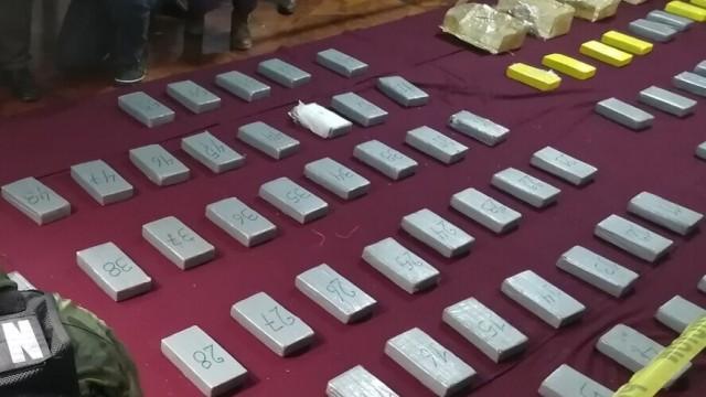 В Эквадоре накрыли очередную партию кокаина для России