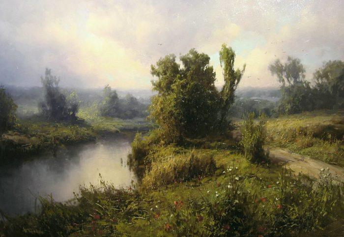 художник Юрий Прядко картины - 05