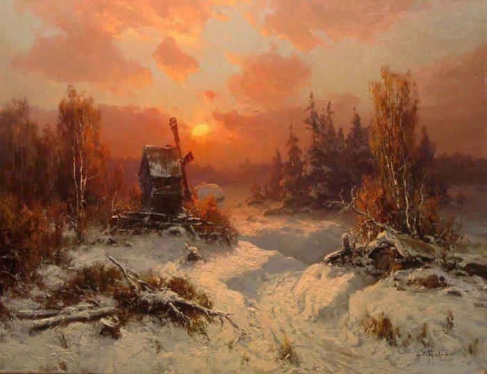 художник Юрий Прядко картины - 06