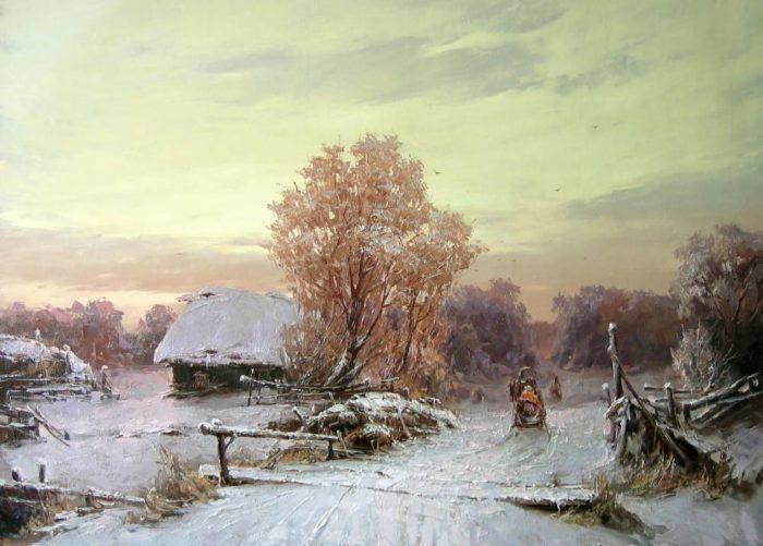 художник Юрий Прядко картины - 10