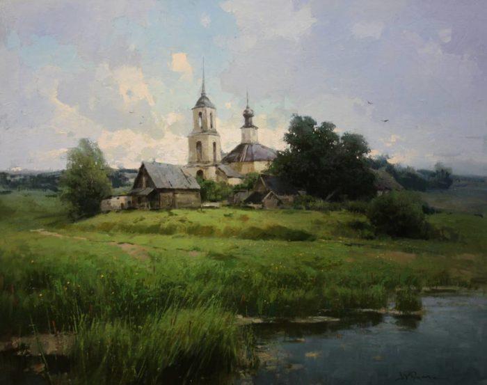 художник Юрий Прядко картины - 11