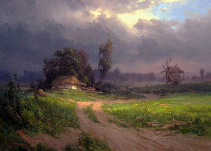 художник Юрий Прядко картины - 13