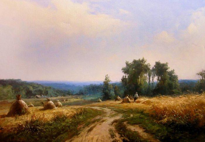 художник Юрий Прядко картины - 16