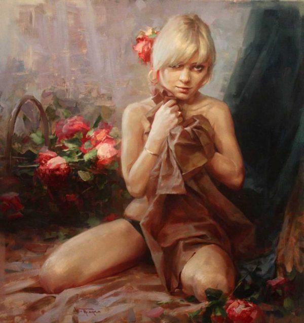 художник Юрий Прядко картины - 18