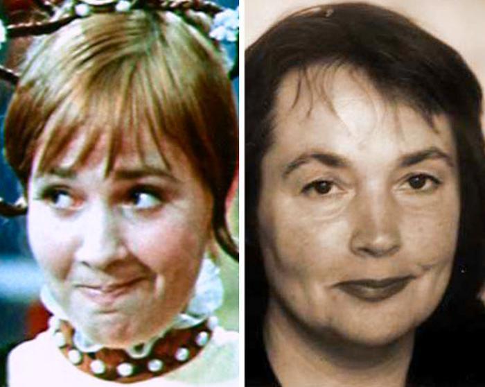 Как сложились судьбы главных красавиц и красавцев из любимых советских сказок