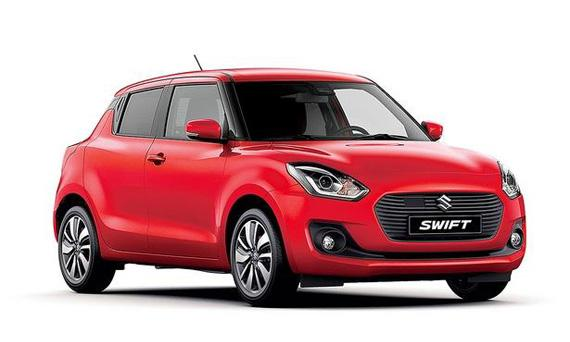 Хэтчбек Suzuki Swift 2018 / Сузуки Свифт 2018